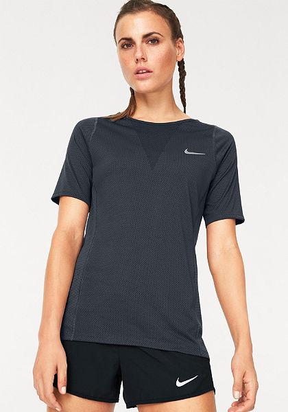 Nike Tričko na běh »WOMEN NIKE ZNL CLASSIC RELAY TOP SHORTSLEEVE«