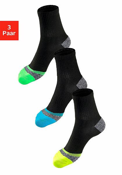 Běžecké ponožky (3 páry)