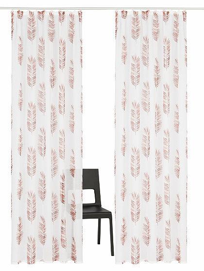 Záclona, Home affaire Collection »Terni« řasící páska, 2 ks