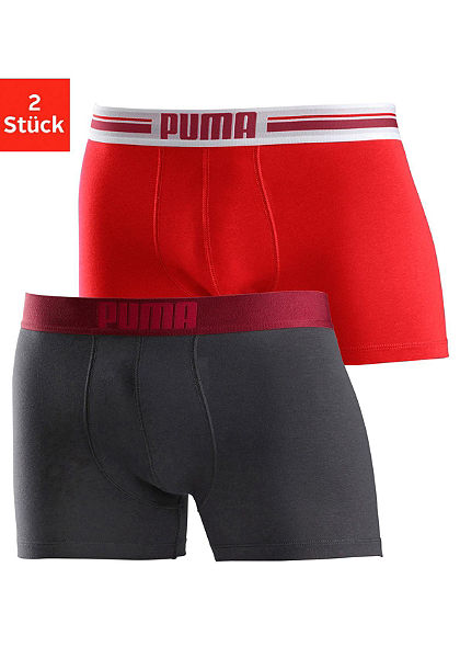 Puma Boxerky »Placed Logo« (2 ks)