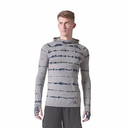 adidas Performance Tričko na běh »PKNIT LOGSLEEVE EF MEN«