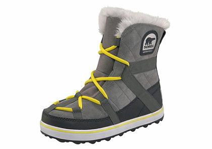 Sorel »Glacy Explorer Shortie« snehule