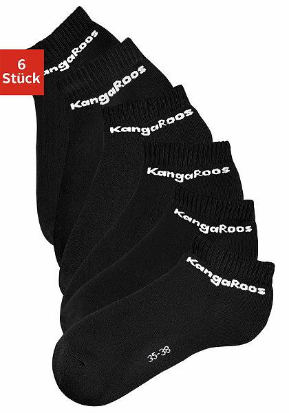 Kangaroos zokni (6db)
