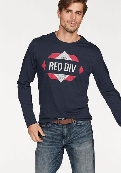 s.Oliver RED LABEL Tričko s dlhými rukávmi