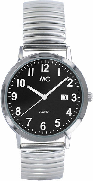 MC Náramkové hodinky Quarz  »27821«