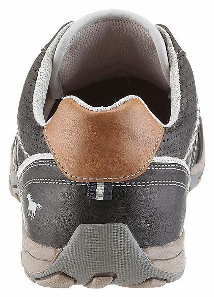 Mustang Shoes fűzős cipő