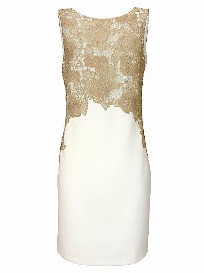 ASHLEY BROOKE by Heine Puzdrové šaty s čipkou