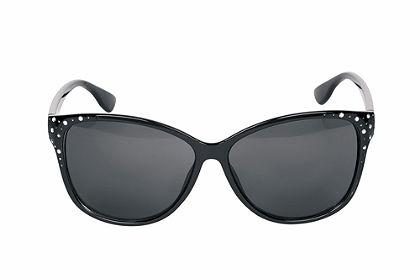 Heine Sluneční brýle s dekorativními kamiekami