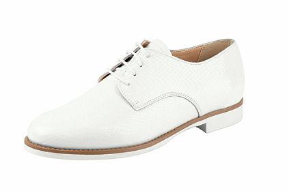 Heine Šnurovacie topánky v haďom vzhľade