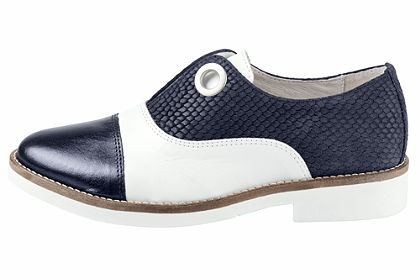 Heine Nazúvacie topánky, mix materiálov