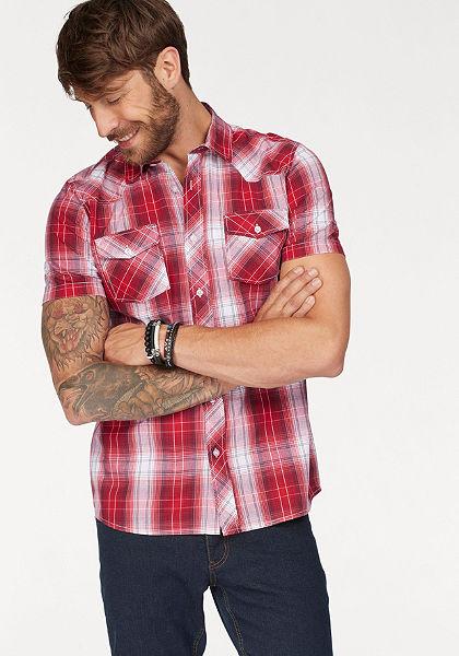 John Devin Košile s krátkými rukávy