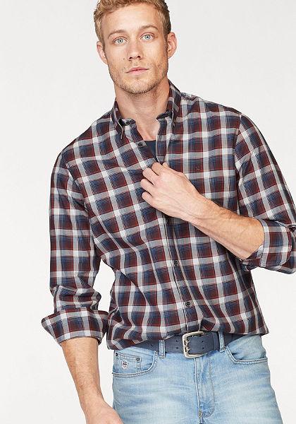 Lerros Kockovaná košeľa
