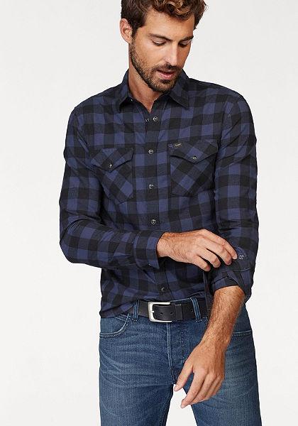 Lee Kockovaná košeľa