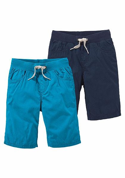 Arizona bermuda nadrág gumírozott derékkal (2 részes csomagolásban)
