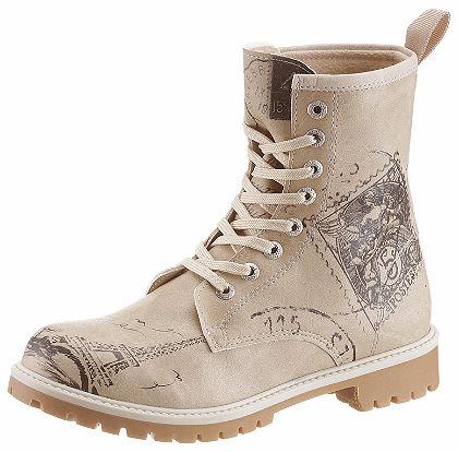 DOGO Šnurovacie topánky »Paris je taime«