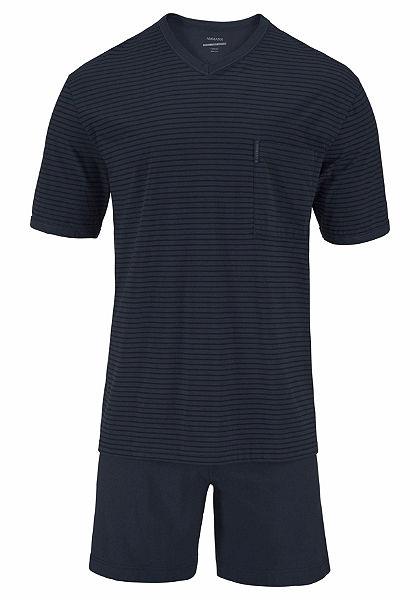 Ammann Krátka pyžama »Total light Cotton«