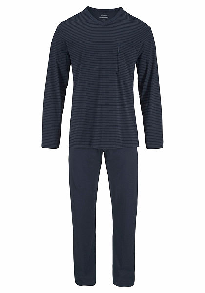 Ammann Dlhá pyžama »Total light Cotton«