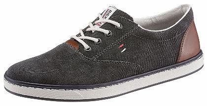 Rieker sneaker cipő »Leinen/Bol«