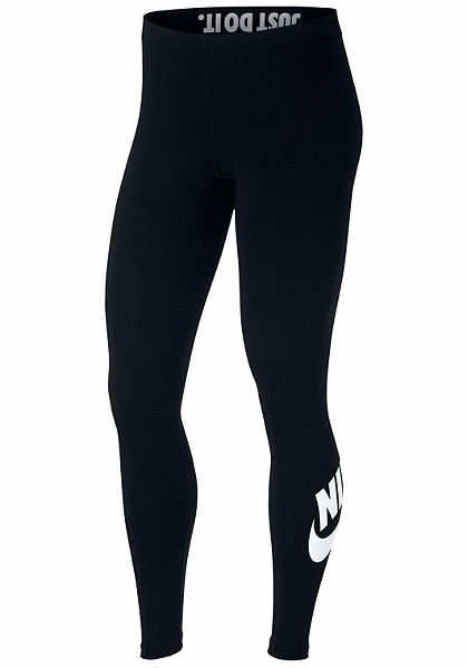 Nike Sportswear Legíny »NSW LGGNG LEGASEE LOGO EXT PLUS SIZE«