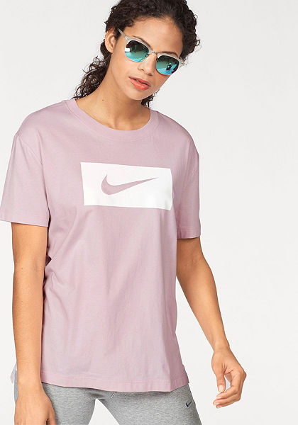 Nike Sportswear Tričko »NSW TEE DROP TAIL SWOOSH PK«