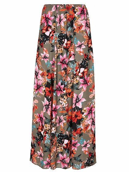 ASHLEY BROOKE by heine  Sukně s květinovým designem