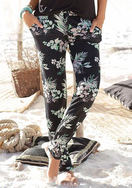 LASCANA Plážové nohavice