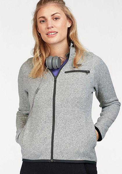 Nike Sportswear Fleecová mikina »W NSW JAKET FULLZIP SUMMIT«