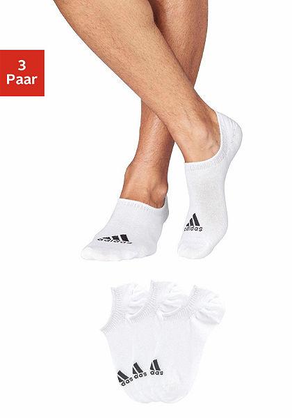 adidas Performance offene Členkové ponožky (3 páry)