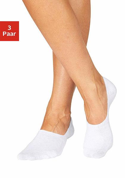 Apollo Kotníkové ponožky bezešvé (3 páry)