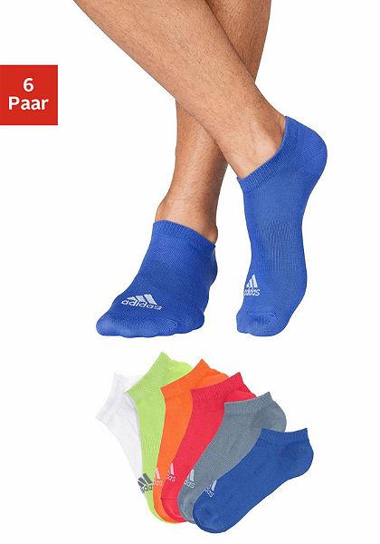 adidas Performance Krátke ponožky (6 párov)