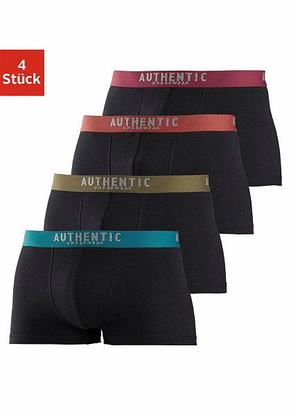 Authentic Underwear Le Jogger Boxerky (4 ks)