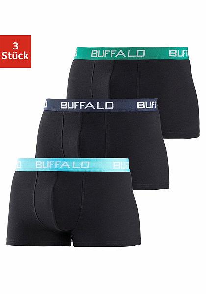 Boxerky, Buffalo (3 ks)
