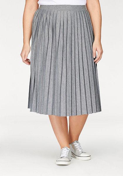 FRAPP Plisovaná sukně