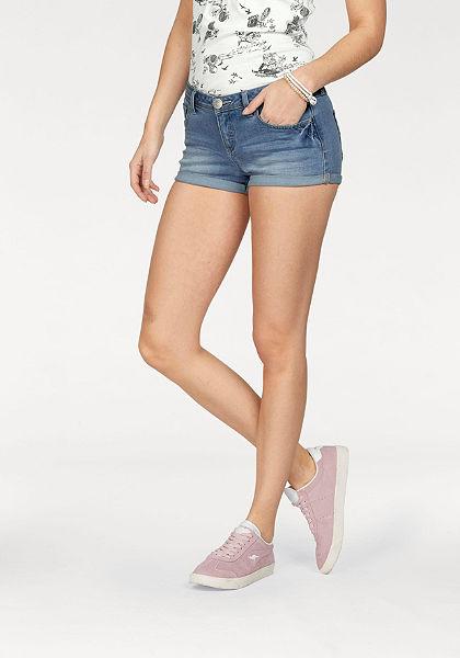 KangaROOS Riflové šortky