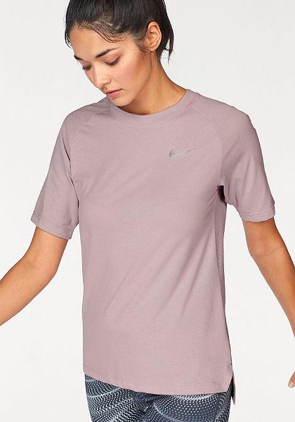 Nike Športové tričko »BREATHE TAILWIND TOP SHORTSLEEVE«