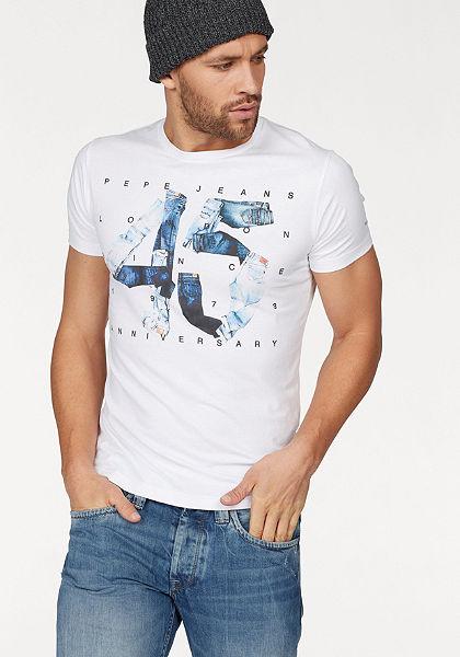 Pepe Jeans póló »45 ANNIVERSARY MEN«