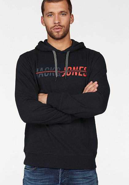 Jack & Jones Mikina s kapucí »JCOLINN SWEAT HOOD«