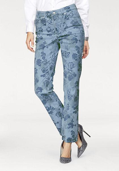MAC 5-vreckový džínsy »Melanie«