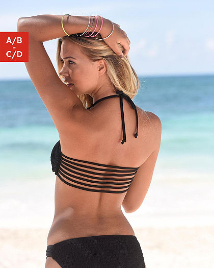 Homeboy bandeau bikinifelső »Kuba«