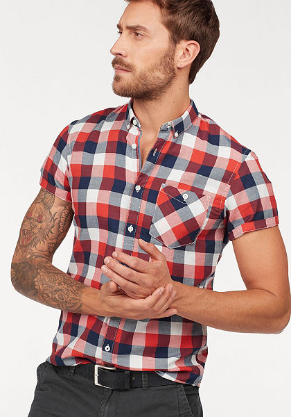 Tom Tailor Denim Košile s krátkými rukávy