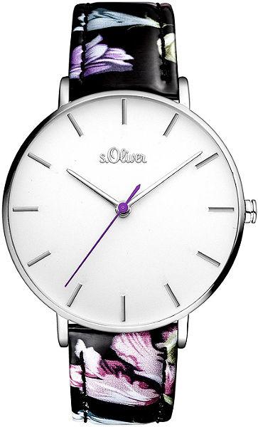s.Oliver RED LABEL Náramkové hodinky »SO-3464-LQ«