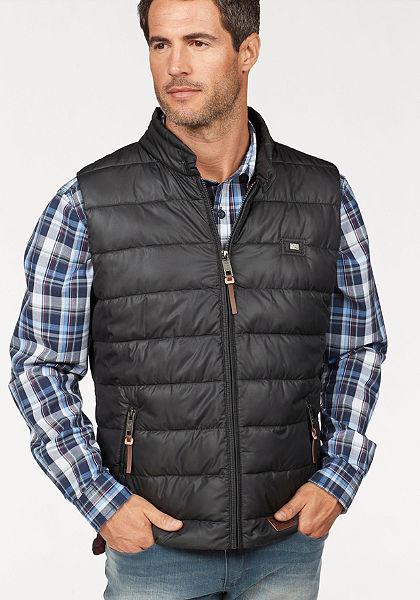 Man's World Prešívaná vesta