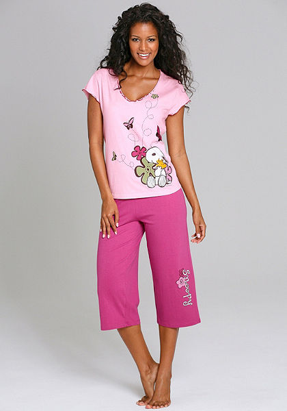 Halásznadrágos pizsama, Snoopy