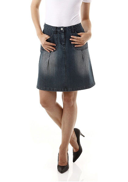 Džínsová sukňa, Cheer