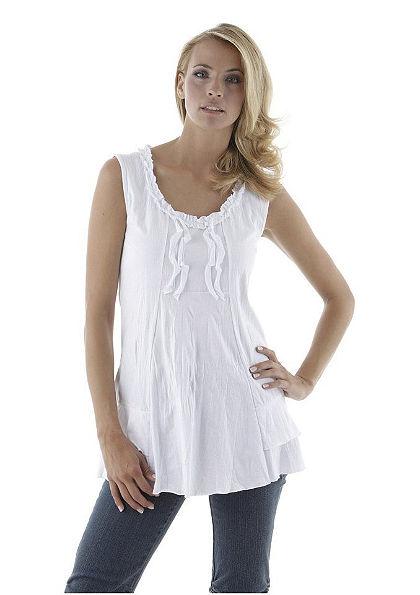 Dlouhé tričko, Aniston