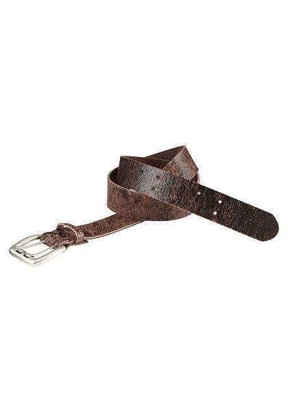 Kožený pásek, J. Jayz