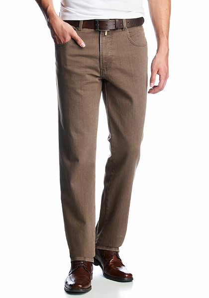 Strečové džíny, Pionier