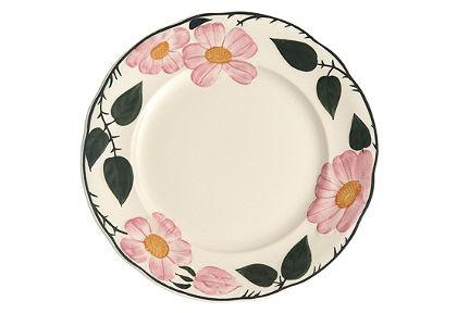 Reggeliző tányér, Villeroy & Boch, »Wildrose« (2 db)