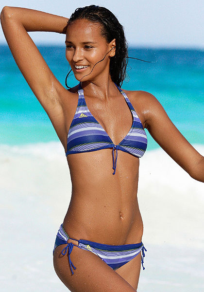 Hároszög fazonú bikini, adidas Pformance