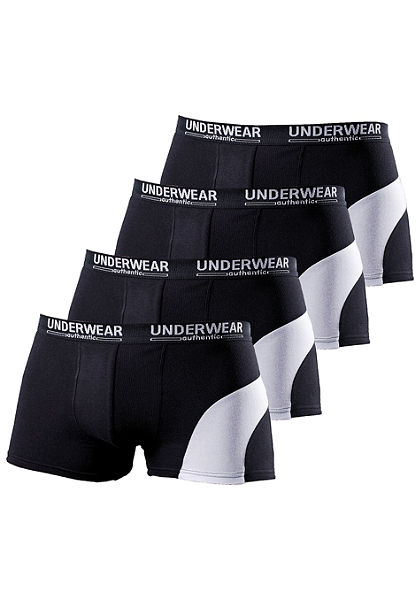 Boxeralsó, Authentic Underwear Le Jogger (4 db)